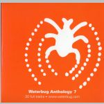 Waterbug Records: 2004, Waterbug Anthology 7, jacket front scan