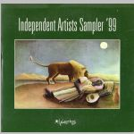 Waterbug Records: 1999, Independent Artists Sampler '99, jacket front scan