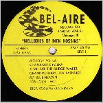 Bel-Aire Record Company, variety #2, LP label scan