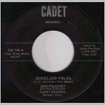 Cadet Records, variety #6, 45 label scan