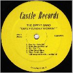 Castle Records (Claremont), LP label scan
