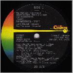 Century Records #40090 Side A, LP label scan