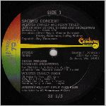 Century Records #40495 Side A, LP label scan