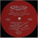 Delta Records #XCTV-107126-7 Side B, LP label scan