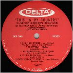 Delta Records #DRS-76-645 Side B, LP label scan