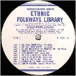 Folkways Records, New York, NY