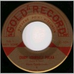 Gold Records, variety #3, 45 label scan