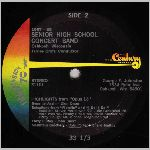 Century Records #31101 Side B, LP label scan