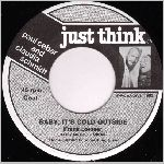 Just Think Records J-38521, 45 label scan, Side A