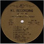 KL Recording, variety #2, LP label scan