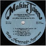 Makin' Jam Etc. Records MJ-1002, 45/EP label scan, Side B