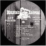 Mountain Railroad Records, variety #2, LP label scan