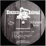 Mountain Railroad Records #MR-52775 Side A, LP label scan