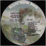 Mountain Railroad Records #MR-52779 Side B, LP label scan