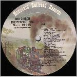 Mountain Railroad Records #MR-52794 Side A, LP label scan