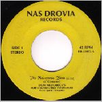 Nas Drovia Records, 45 label scan