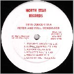 North Star Records, LP label scan