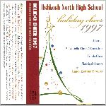 Oshkosh North High School #ONC-101397, Cassette J-card side 1 scan
