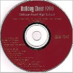 Oshkosh North High School #ONC-101496, CD label scan