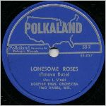 Polkaland Records, variety #1, 78  label scan