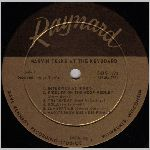 Raynard Records, variety #3, LP label scan
