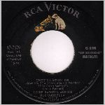 RCA Victor Records, variety #5, 45 label scan