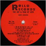Rollo Records, variety #3, LP label scan
