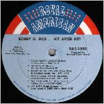 Royal American Records, Inc., LP label scan