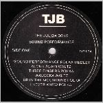 TJB Records, LP label scan