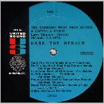 United Sound Records #USR-6096 Side A, LP label scan