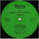 Valley Records, LP label scan
