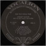 Vocalion Records, variety #2, LP label scan