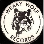 Weary Wolf Records, variety #2, LP label scan, side B