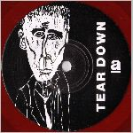 Jade Tree Records JT-1007, EP label scan, Side A