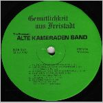 The Freistadt Alte Kameraden Band  self release?, unknown label name, LP label scan