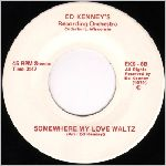 Ed Kenny's Recording Orchestra  self release?, unknown label name, 45 label scan