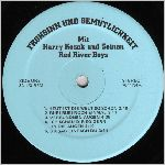Harry Kosek and The Red River Boys  self release?, unknown label name, variety #2, LP label scan