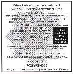 Prime Cuts of Bluegrass, 1993 Paid Display Advertisement