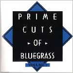 Prime Cuts of Bluegrass KBC-CD-002 1992, liner notes cover scan