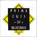 Prime Cuts of Bluegrass KBC-CD-0015 1995, liner notes cover scan