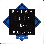 Prime Cuts of Bluegrass KBC-CD-0017 1995, liner notes cover scan