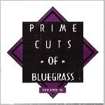 Prime Cuts of Bluegrass KBC-CD-0018 1995, liner notes cover scan