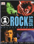 #2j -- Rees & Crampton VH1 Music First: Encyclopedia of Rock Stars, new revised edition, 1999 (front cover)