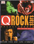 #2k -- Rees & Crampton Q: Encyclopedia of Rock Stars, new revised edition, 1999 (front cover)