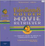 #4am -- Craddock VideoHound's Golden Movie Retriever 2008: The Complete Guide to Movies on Videocassette and DVD, 2008 (spine and front cover)