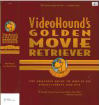 #4an -- Craddock VideoHound's Golden Movie Retriever 2009: The Complete Guide to Movies on Videocassette and DVD, 2009 (spine and front cover)