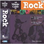 #4ar --  All Music Guide to Rock, 3rd ed., 2002 (front cover)
