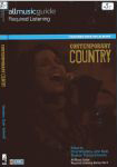 #4at --  All Music Guide Required Listening: Contemporary County 2008, (spine & front cover)