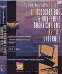 #4au -- Moran CyberHound's Guide to Associations & Nonprofit Organizations on the Internet, 1997 (spine & front cover)
