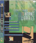 #4av -- Turecki CyberHound's Guide to Internet Libraries, 1996 (spine & front cover)